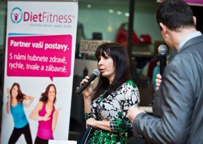 TK - otevření Diet Fitness